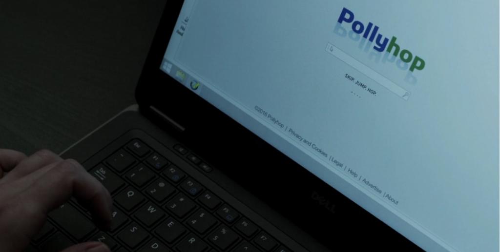 Pollyhop, le moteur de recherche de House of Cards
