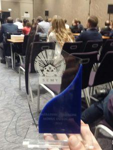 Woptimo primé aux SEMY Awards !